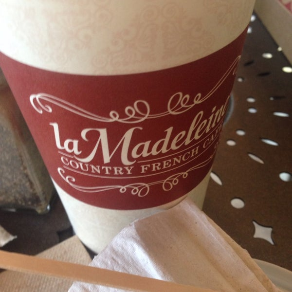 Photo taken at La Madeleine Country French Café by MsP on 6/13/2014