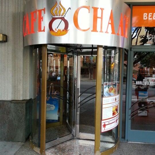 Cafe Chaat San