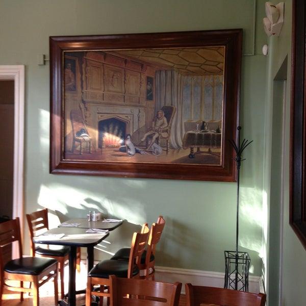 Centennial Cafe At The Ohio House