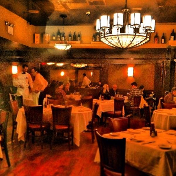 Steakhouse In New York