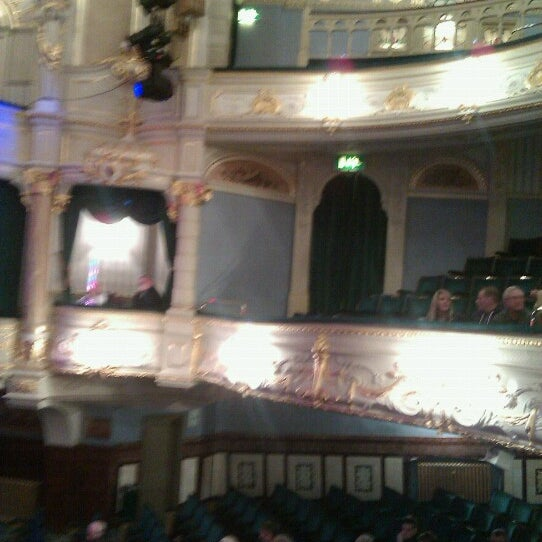 Photo taken at Buxton Opera House by Linda R. on 2/2/2013