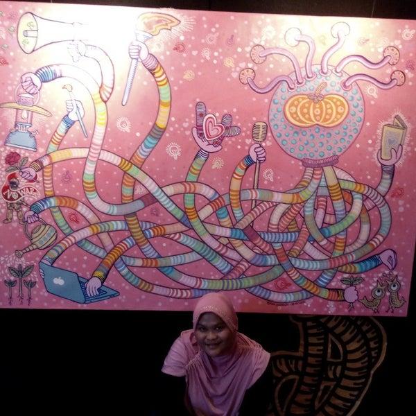 Photo taken at Museum Seni Rupa dan Keramik by de m. on 12/9/2015