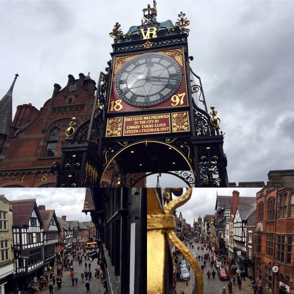 Where's Good? Holiday and vacation recommendations for Chester, United Kingdom. What's good to see, when's good to go and how's best to get there.