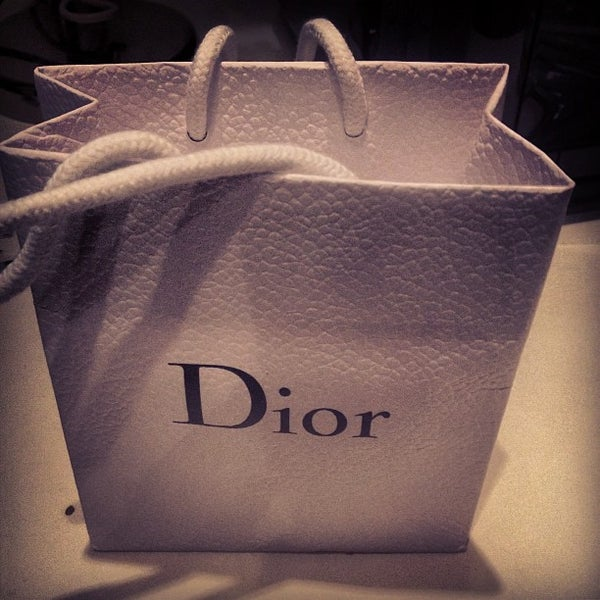 Photo taken at Christian Dior by Jordan C. on 8/28/2013