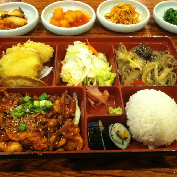 young bin korean restaurant south richmond 3 tips from. Black Bedroom Furniture Sets. Home Design Ideas