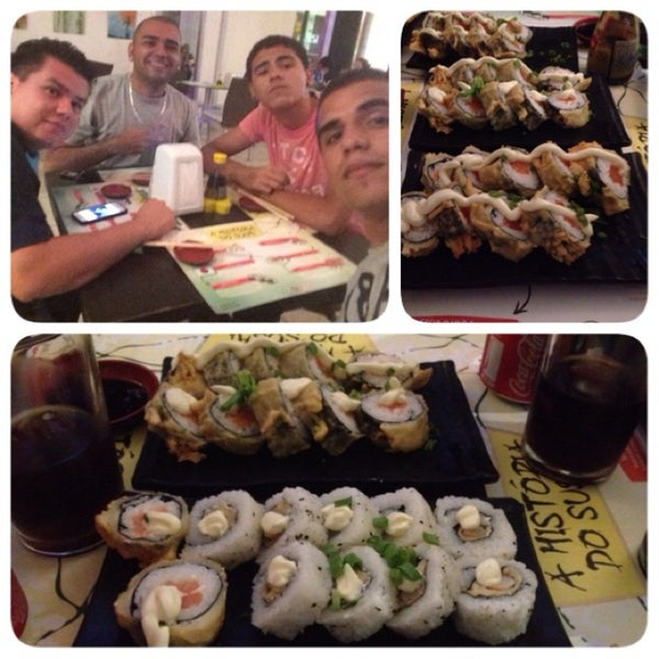 Photo taken at Japa Food by Carlos Gomes on 4/9/2014