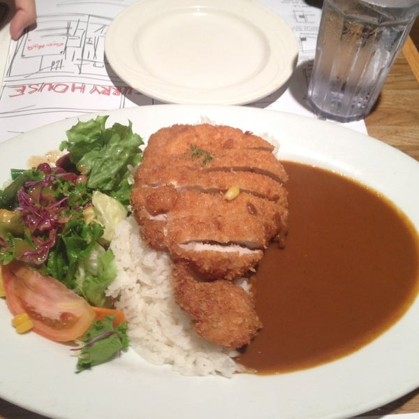Photo taken at Curry House by Julie C. on 1/8/2013