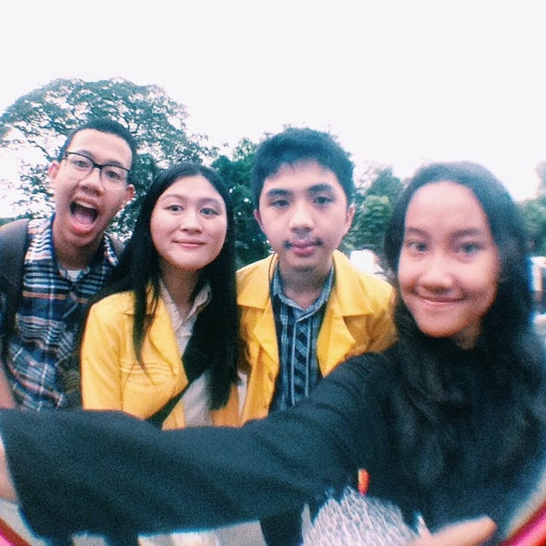 Photo taken at Fakultas Kedokteran Universitas Indonesia by Aisha P. on 10/24/2014