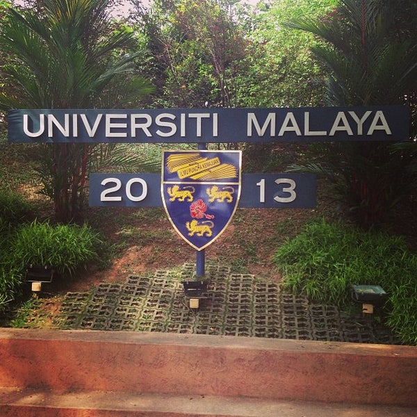 Malaysia University: Universiti Malaya (University Of Malaya)