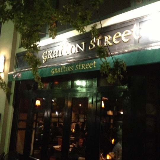 Photo taken at Grafton Street Pub by Bravejoe C. on 10/4/2012