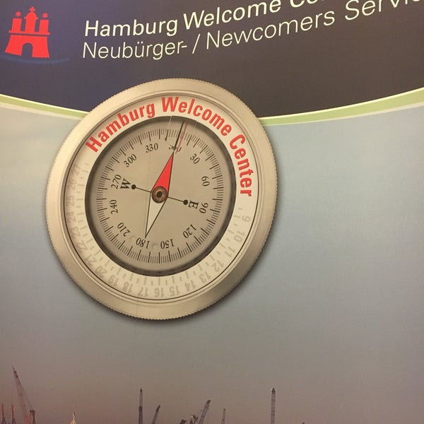 Photo taken at Handelskammer Hamburg / Hamburg Chamber of Commerce by Christina R. on 10/19/2016