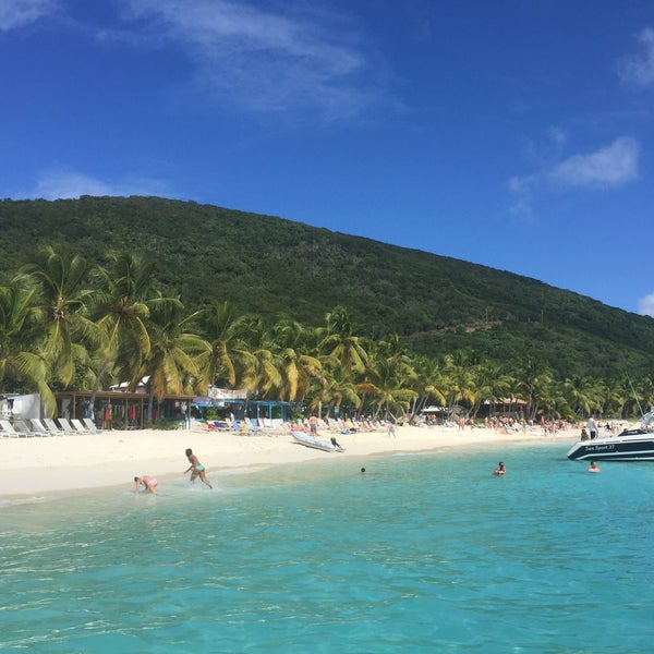 Photo taken at Jost Van Dyke Island by John B. on 1/4/2016