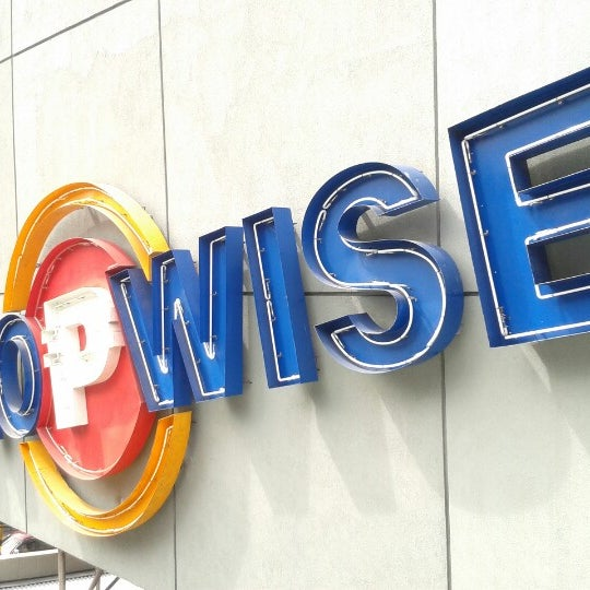 Photo taken at Shopwise by Third M. on 1/9/2013