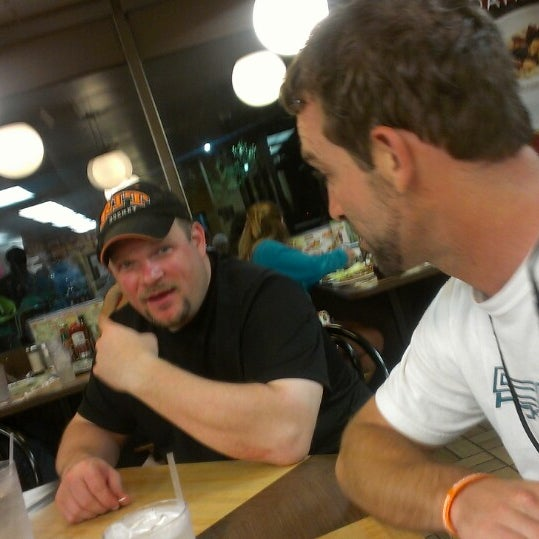 Photo taken at Waffle House by BossabenGSIHL H. on 6/2/2013