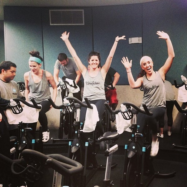 Photo taken at Flywheel Sports by Alexis A. on 11/13/2013