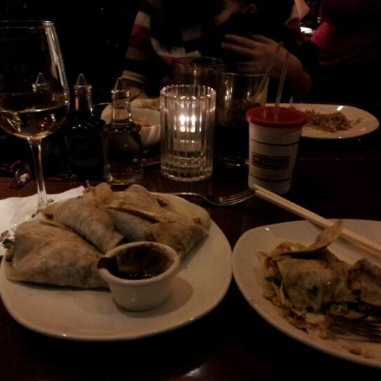 Photo taken at P.F. Chang's by Corey G. on 11/24/2011