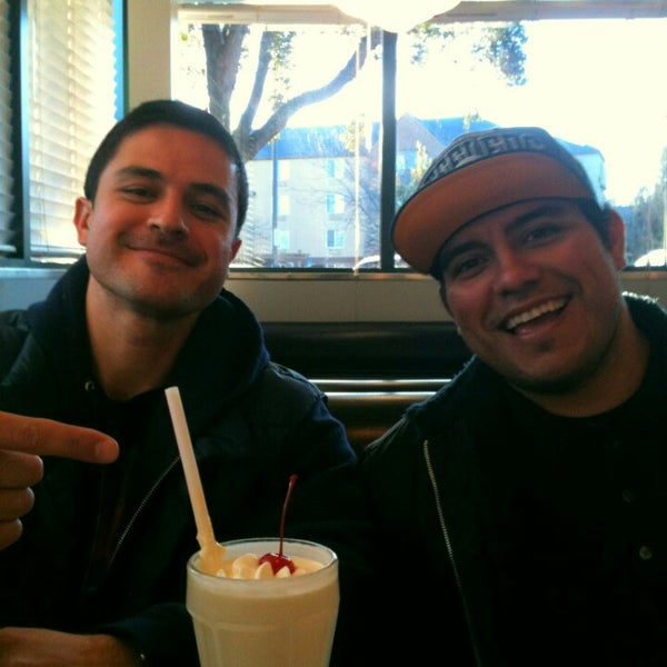 Photo taken at The Original Mel's Diner by Isaac A. on 2/21/2013