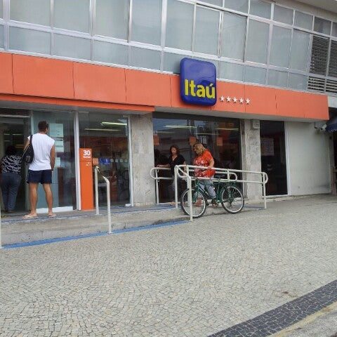 Banco itau bank for Banco itau