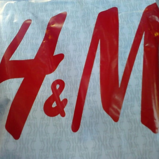 Photo taken at H&M by Mike M. on 1/19/2013