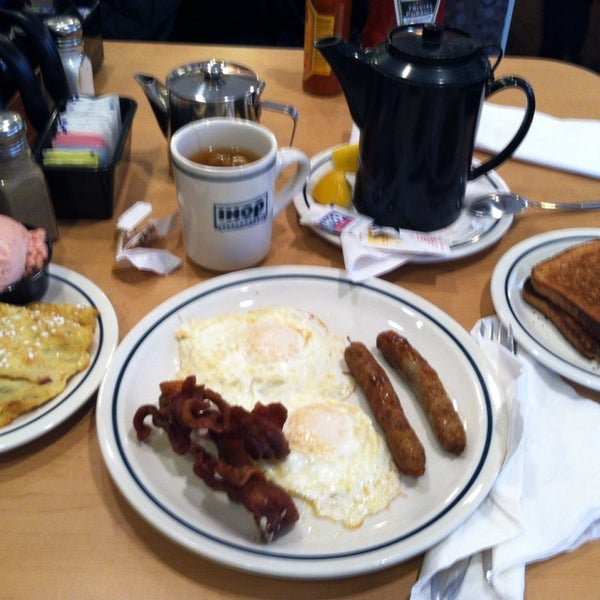 Photo taken at IHOP by Patrick M. on 3/23/2014