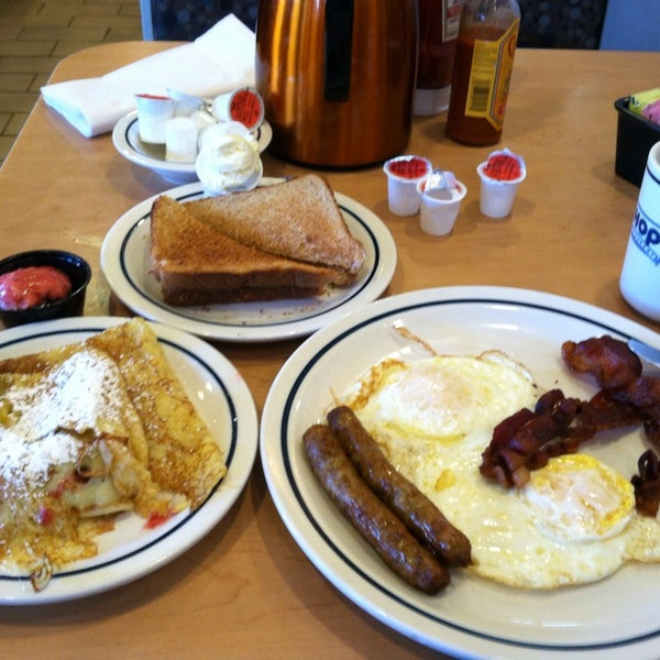 Photo taken at IHOP by Patrick M. on 4/20/2014