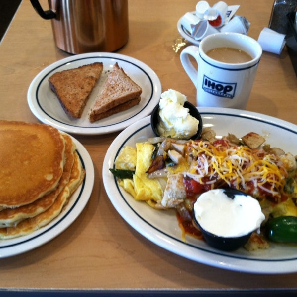 Photo taken at IHOP by Patrick M. on 6/8/2014