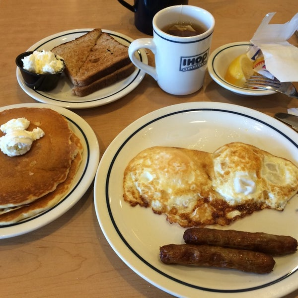 Photo taken at IHOP by Patrick M. on 6/29/2014