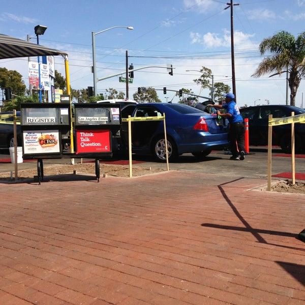 Cypress Car Wash Hours
