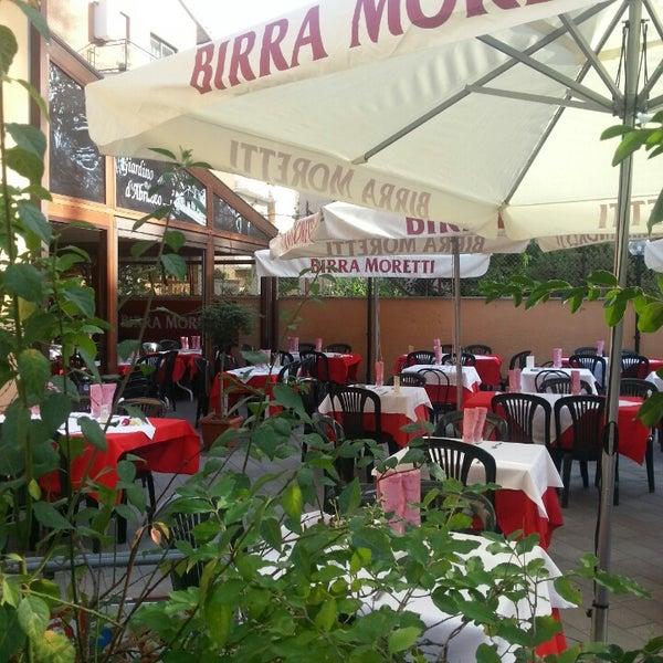 Ristorante al giardino d 39 abruzzo roma lazio - Giardino d abruzzo ...