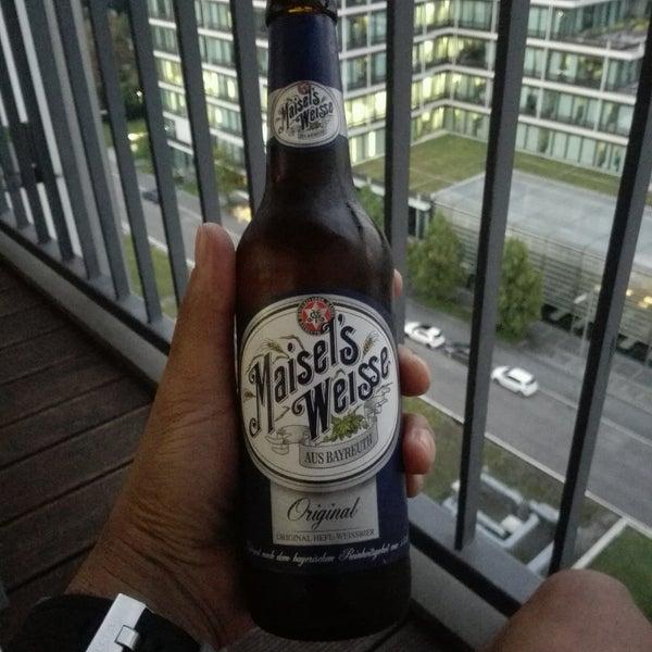 Photo taken at Hilton Munich Park by Raveechchut M. on 9/7/2016