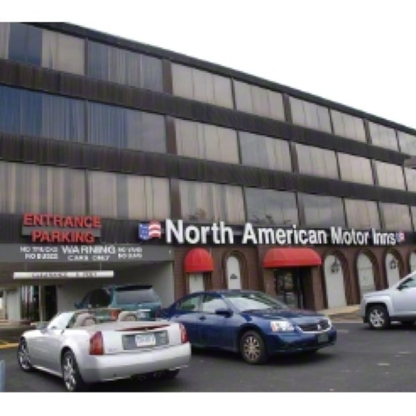 Photos At North American Motor Inn Philadelphia Pa