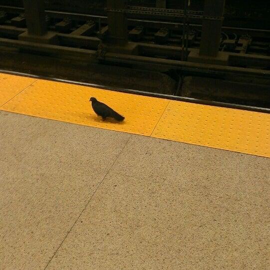 Photo taken at SEPTA: 15th Street Station (MFL/TRL) by winston y. on 7/4/2013