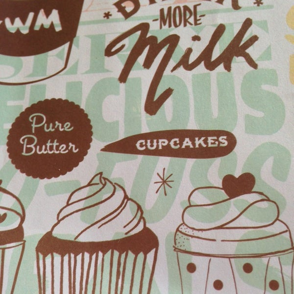 Photo taken at Wonder Milk Cupcakes by Idrina K. on 2/2/2013