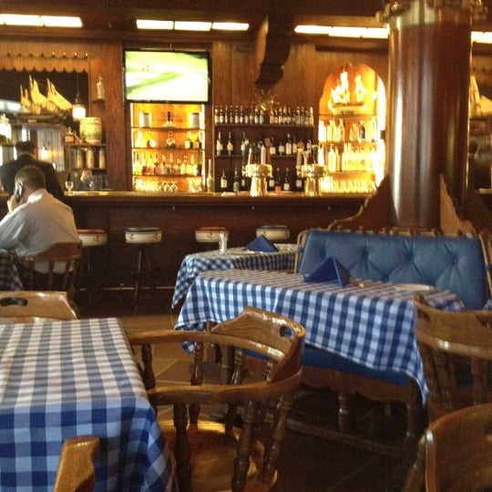 Ship Tavern at The Brown Palace - Central Business District - Denver, CO
