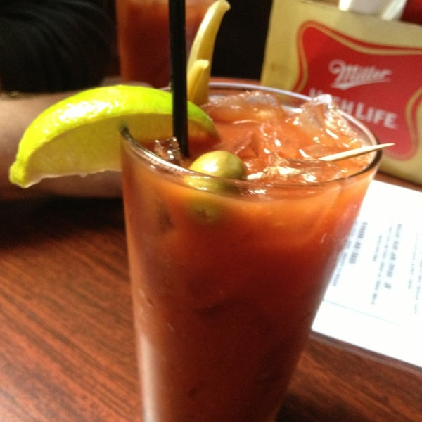 Best Bloody Mary in the city!