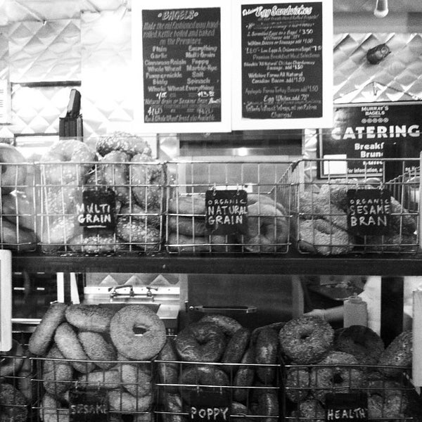Photo taken at Murray's Bagels by Anna M. on 7/5/2013