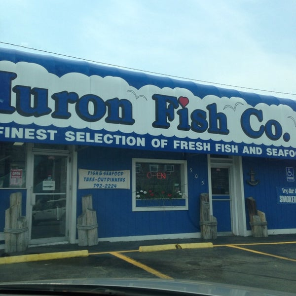 Huron fish company 2 tips from 34 visitors for Fresh fish company denver colorado