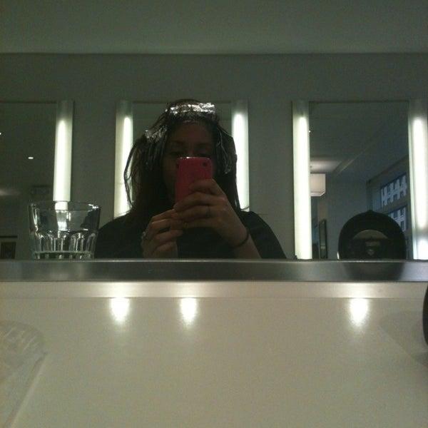 Beauty for Mizu hair salon nyc