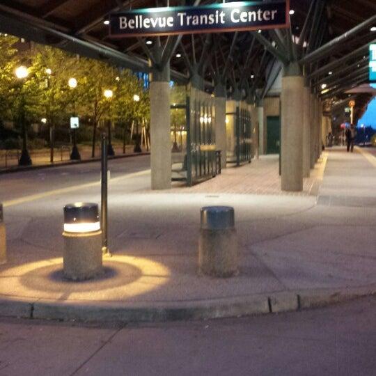 Bellevue Transit Center Bellevue Wa