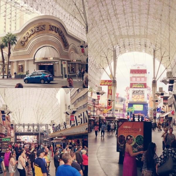 Photo taken at Downtown Las Vegas by Xavier Z. on 3/23/2015