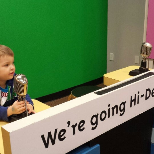 Photo taken at Long Island Children's Museum by Nick B. on 12/26/2014