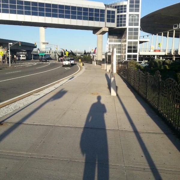 Photo taken at Terminal 3 by Alexander K. on 4/17/2013