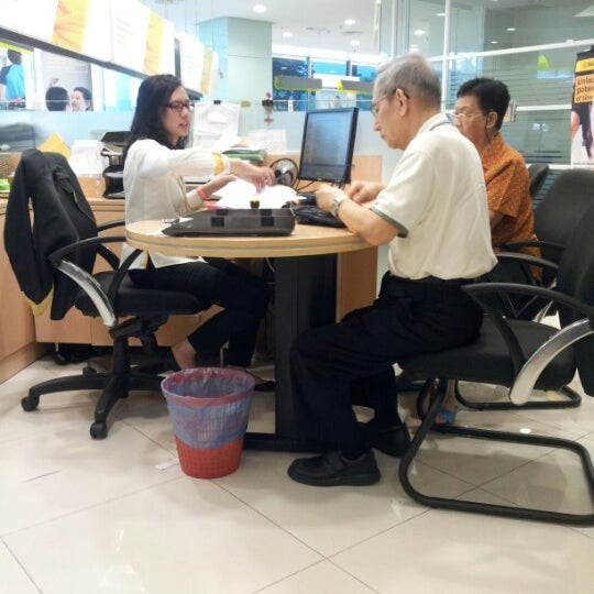 Photo taken at Maybank by Ani Najihah Zain on 6/4/2013