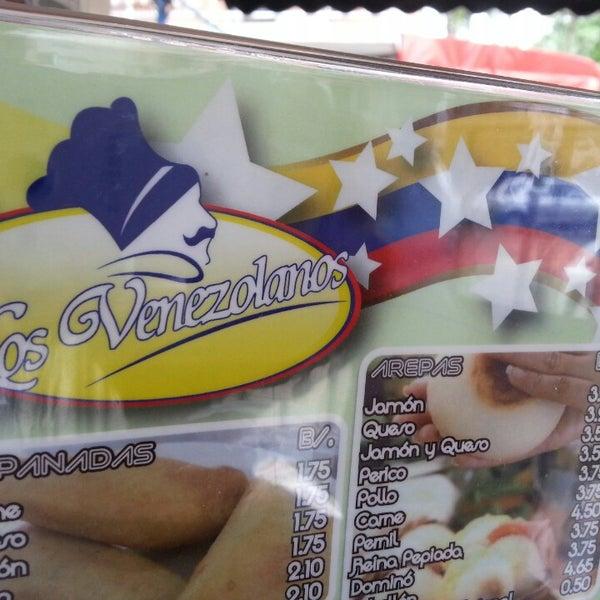 Photo taken at Panadería Los Venezolanos by Jonathan L. on 6/9/2013