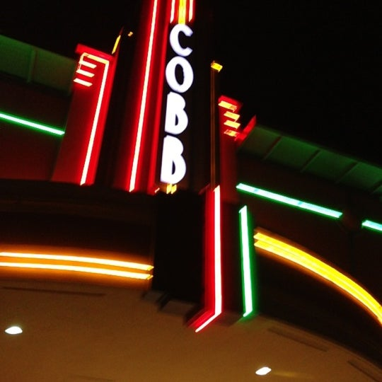 Photo taken at Cobb Grove 16 Cinemas by Dorinda C. on 11/17/2012