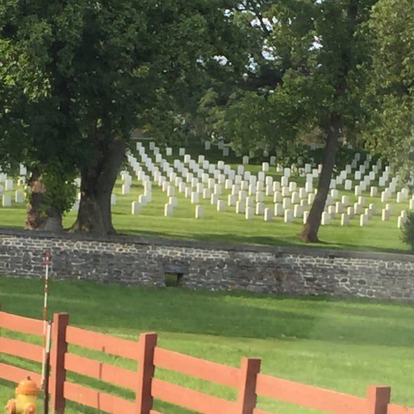 Photo taken at Soldiers' National Cemetery by Dorinda C. on 7/19/2015