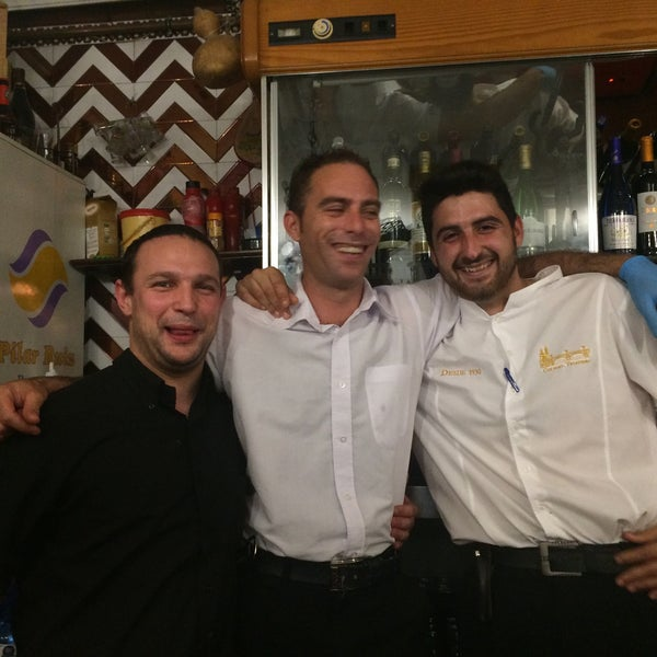 Photo taken at Taberna Miami by Olaya G. on 4/4/2015
