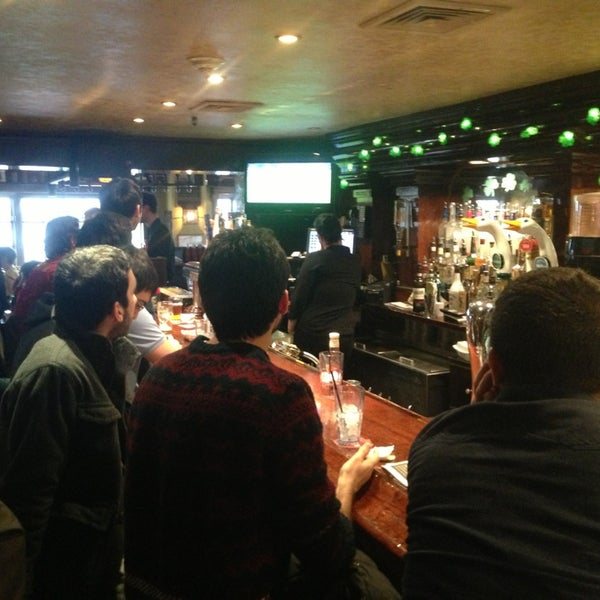 Photo taken at New Deck Tavern by Uğur D. on 2/20/2013