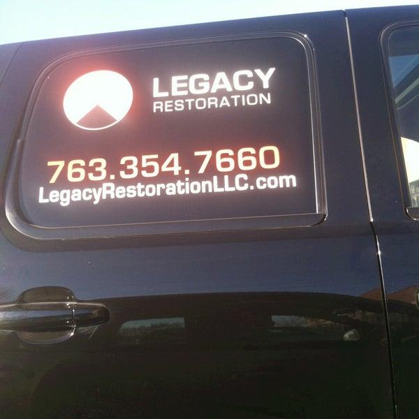 Legacy restoration plymouth wayzata plymouth mn for Legacy restoration