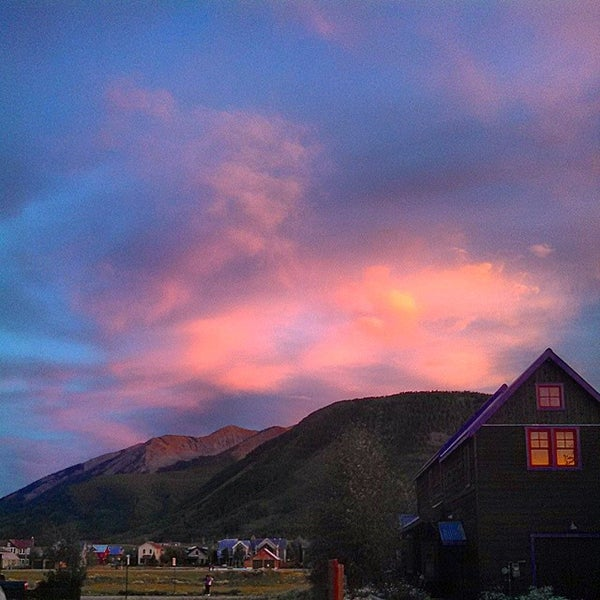 Photo taken at Crested Butte, CO by PT W. on 8/16/2014